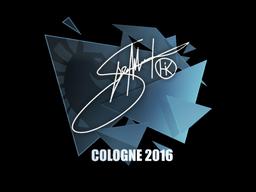 Sticker   Hiko   Cologne 2016