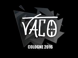 Sticker | TACO | Cologne 2016