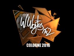Sticker | TaZ (Foil) | Cologne 2016