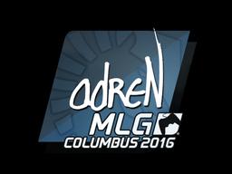 Sticker | adreN | MLG Columbus 2016