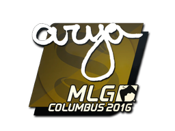 Sticker | arya | MLG Columbus 2016