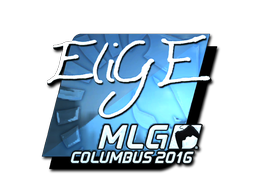 Sticker | EliGE (Foil) | MLG Columbus 2016