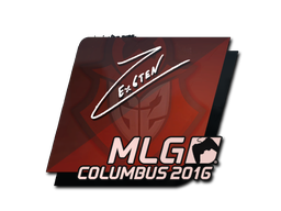 Sticker   Ex6TenZ   MLG Columbus 2016