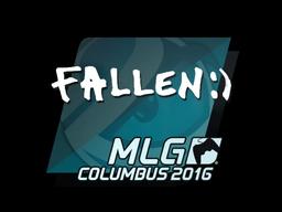 Sticker | FalleN | MLG Columbus 2016