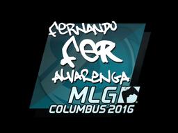 Sticker | fer | MLG Columbus 2016