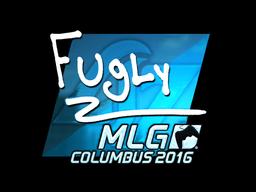 Sticker | FugLy (Foil) | MLG Columbus 2016