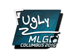 Наклейка | FugLy | Колумбус 2016