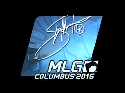 Sticker | Hiko (Foil) | MLG Columbus 2016