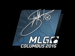 Sticker | Hiko | MLG Columbus 2016