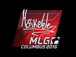 Sticker | Maikelele (Foil) | MLG Columbus 2016