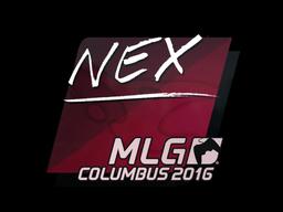 Sticker | nex | MLG Columbus 2016