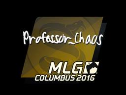 Sticker | Professor_Chaos | MLG Columbus 2016