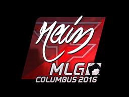 Sticker | rain (Foil) | MLG Columbus 2016