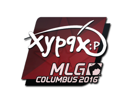 Наклейка | Xyp9x | Колумбус 2016
