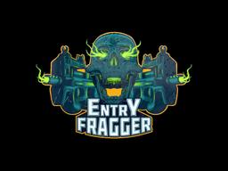 Sticker | Entry Fragger