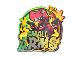 Sticker | Small Arms (Holo)