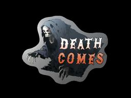 Sticker | Death Comes