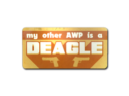 Sticker | My Other Awp