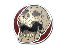 Sticker | Rising Skull