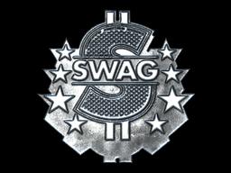 Sticker | Swag (Foil)