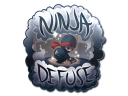 Sticker | Ninja Defuse