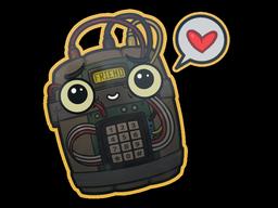 Sticker | Friend Code
