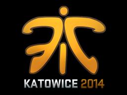 Наклейка | Fnatic (голографическая) | Катовице 2014