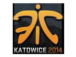 Наклейка | Fnatic | Катовице 2014