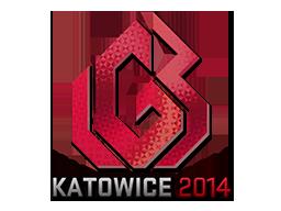 Наклейка | LGB eSports (голографическая) | Катовице 2014