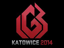 Наклейка | LGB eSports | Катовице 2014