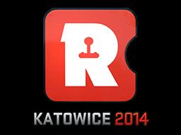 Наклейка | Reason Gaming | Катовице 2014