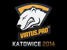 Наклейка | Virtus.Pro | Катовице 2014