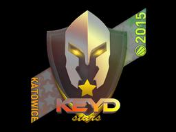 Sticker | Keyd Stars (Holo) | Katowice 2015