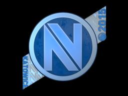 Наклейка | Team EnVyUs (голографическая) | Катовице 2015