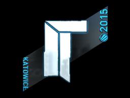 Sticker | Titan (Foil) | Katowice 2015