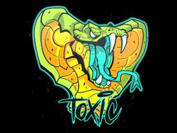 Наклейка | Токсичность