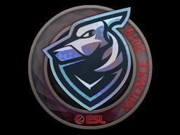 Sticker   Grayhound Gaming (Holo)   Katowice 2019