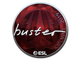 Sticker   buster (Foil)   Katowice 2019
