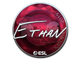 Sticker   Ethan (Foil)   Katowice 2019