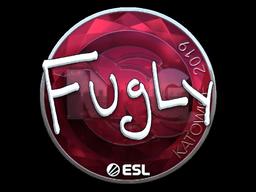 Sticker   FugLy (Foil)   Katowice 2019