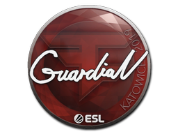Наклейка | GuardiaN | Катовице 2019