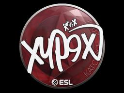 Наклейка | Xyp9x | Катовице 2019