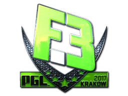 Sticker   Flipsid3 Tactics (Foil)   Krakow 2017
