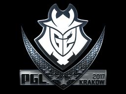 Sticker   G2 Esports (Foil)   Krakow 2017