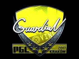Sticker | GuardiaN (Foil) | Krakow 2017