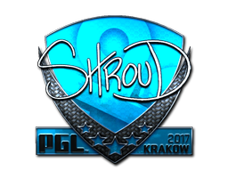 Sticker | shroud (Foil) | Krakow 2017