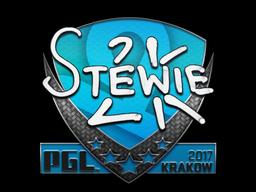 Sticker | Stewie2K | Krakow 2017