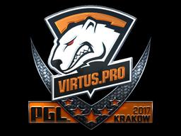 Sticker | Virtus.Pro (Foil) | Krakow 2017