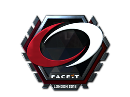Sticker   compLexity Gaming (Foil)   London 2018