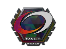 Sticker   compLexity Gaming (Holo)   London 2018